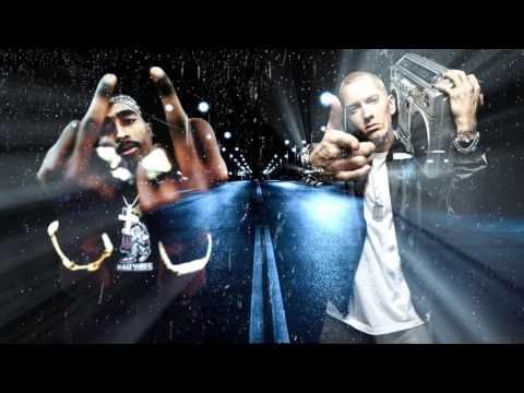 2Pac feat  Eminem   After Im Gone NEW    Tupac Thug Theory