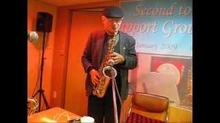 韓昌吉(79세) 어르신의 기가막힌 색소폰 연주 ♬한오백년