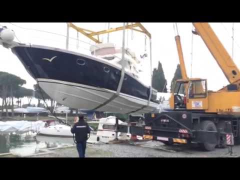 Portofino 47 - Alaggio / Launching
