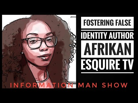 Conversation With Afrikan Esquire TV Her New Book And Pan Africanism Information Man