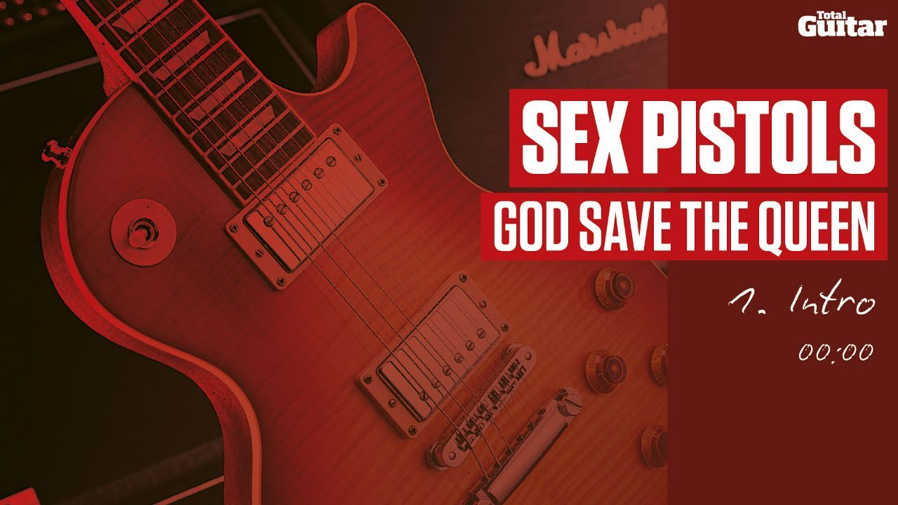 Sex pistols god save the queen guitar tab