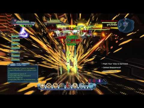 DCUO: DWF 1st Boss (Xbox One) MI6-server First