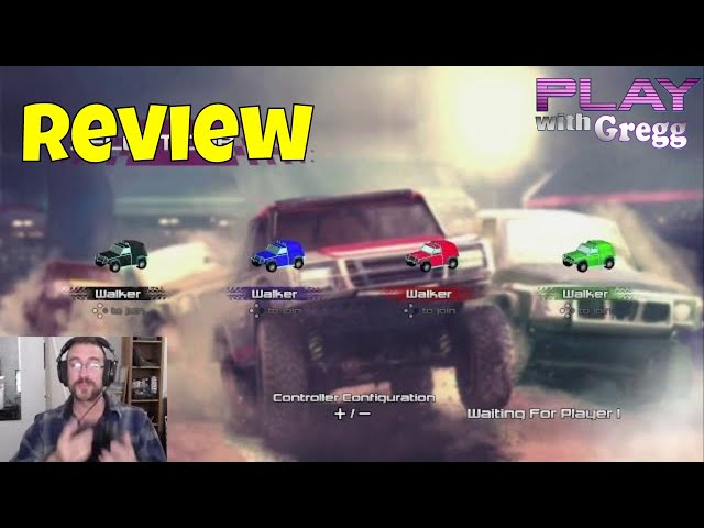 Rock N Racing Off Road DX - Review - Nintendo Switch