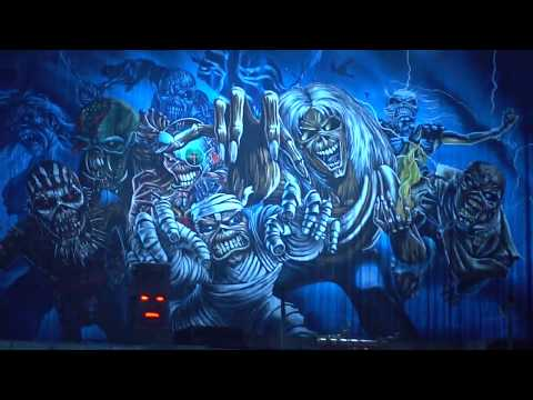 Iron Maiden - Wasted Years - St. Louis, MO 7/12/17
