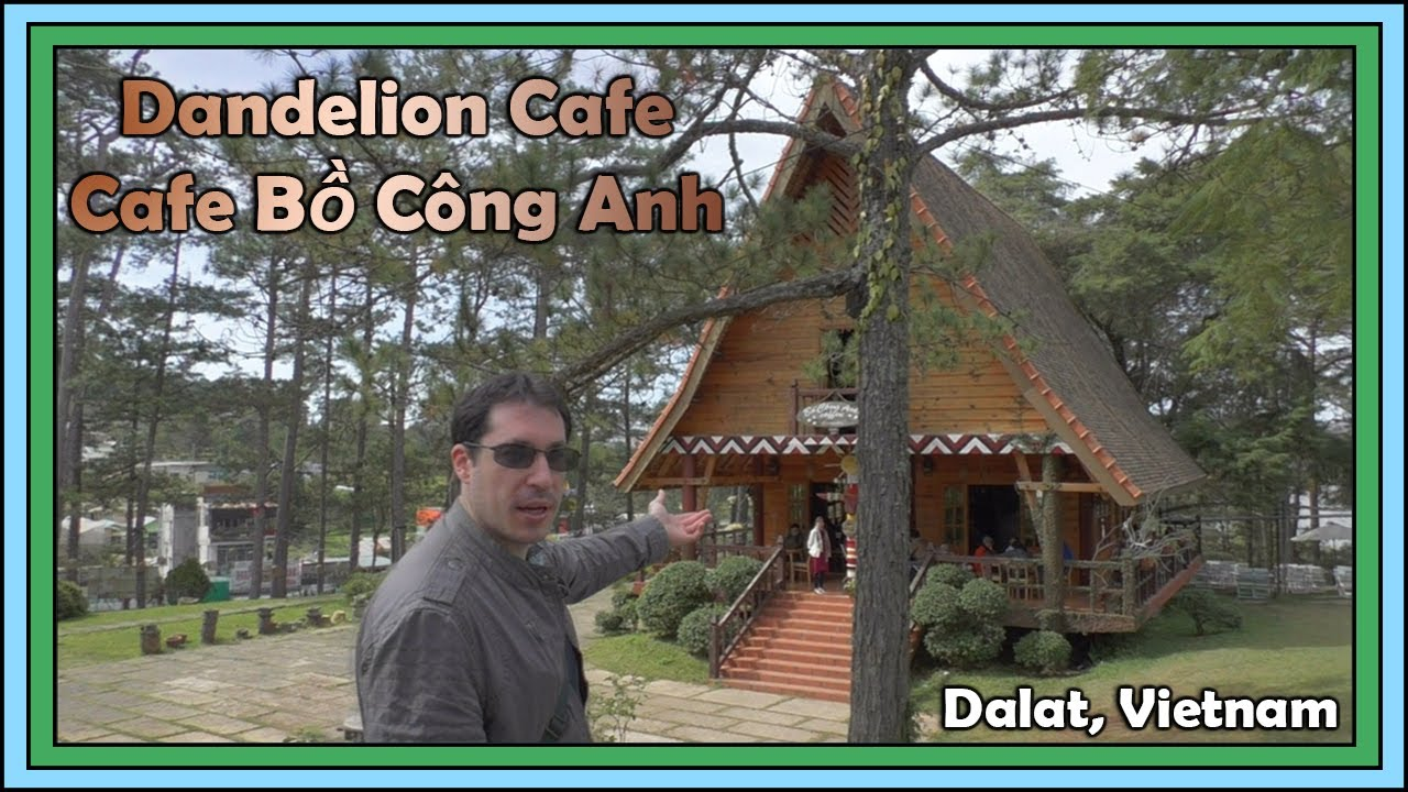 Photo of Dandelion Cafe in Dalat, Vietnam – [On Your Mark World]  tuyệt vời
