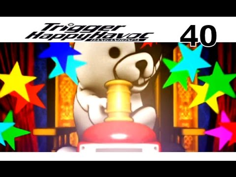 Download DANGANRONPA - Trigger Happy Havoc Walkthrough 40 - Chapter 2 Class Trial - Second Execution!