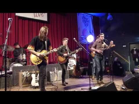 Leiff De Leeuw Band (2of3) (Allman Br Trib) @ Bluestraffic Live, Beringe, Dec 2018, The Netherlands.