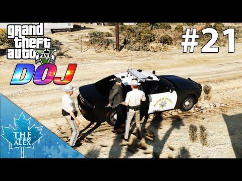 GTA V Department of Justice #21 - Fuel Follies - (Criminal)