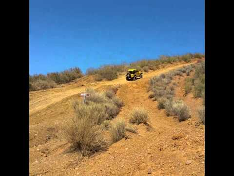 Misc trails at Frank Raines OHV park, Patterson CA