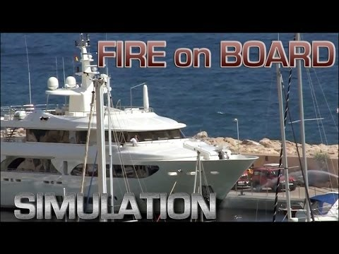 Fire on Board (Simulation)