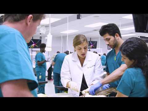 RUSM Anatomy Lab - YouTube