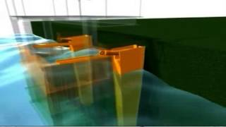 Animation Of Limpet Dam
