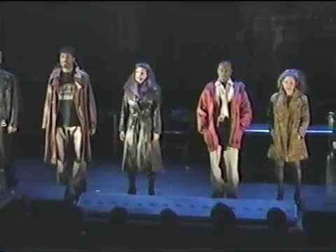 RENT - Off-Broadway Press Reels (1996)