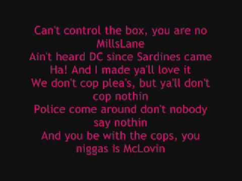 Wale feat. Lady Gaga - Chillin Lyrics
