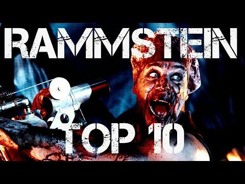 TOP 10 Rammstein ( canciones