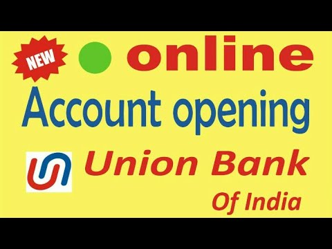 Online account opening Union Bank of India|| Hindi || HD ||