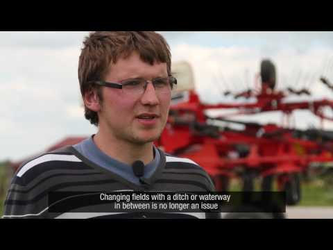 KUHN GF 13012 testimonial Armand Ladonnet
