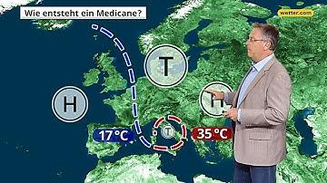 Wirbelsturm auch in Europa?