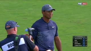 Tiger Woods - US Open 2018 - Round 1 Shinnecock Hills (FULL)