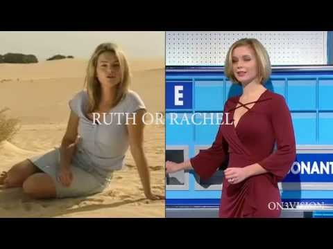 Ruth England Vs Rachel Riley