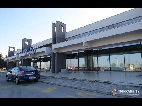 Osijek airport Klisa (Osijek)