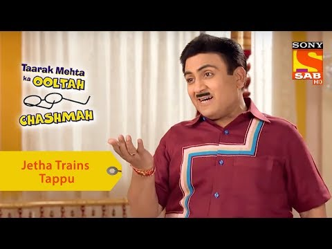 Your Favorite Character | Jethalal Trains Tappu | Taarak Mehta Ka Ooltah Chashmah
