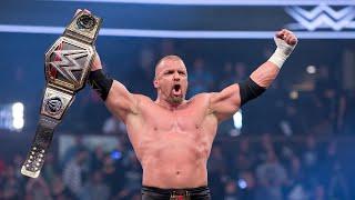 Triple H wins the 2016 Royal Rumble Match: Royal Rumble 2016