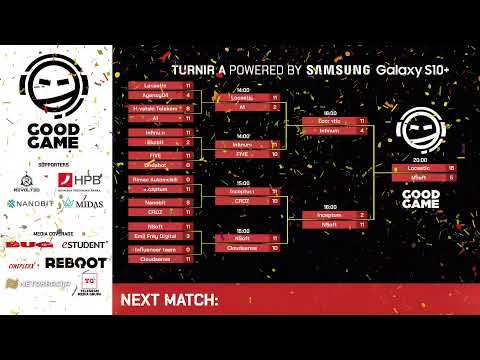 Good Game Zagreb 2019 Playoff: Powered By Samsung Galaxy 10+