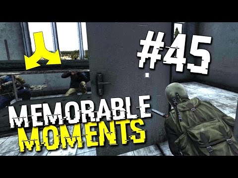 MEMORABLE MOMENTS #45 ( DAYZ STANDALONE ) 60 FPS