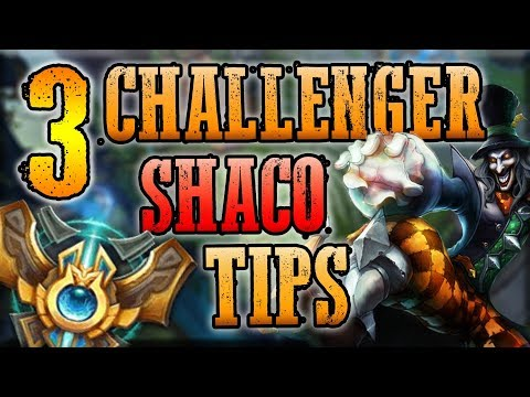 3 Challenger Tips for Shaco - Mastering the Demon Jester