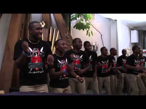 Kenyan Boys Choir Sings Feel Alright - :One Love