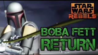Star Wars Rebels: BOBA FETT? | Rebels Secrets Revealed #11