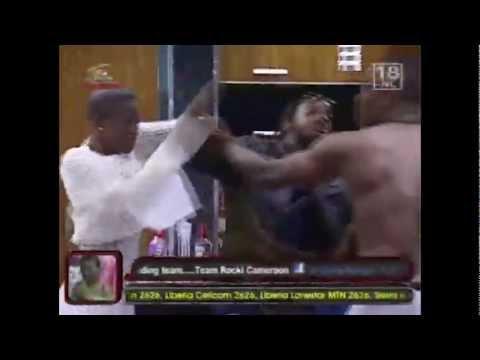 DKB slaps Zainab- AMAZING.