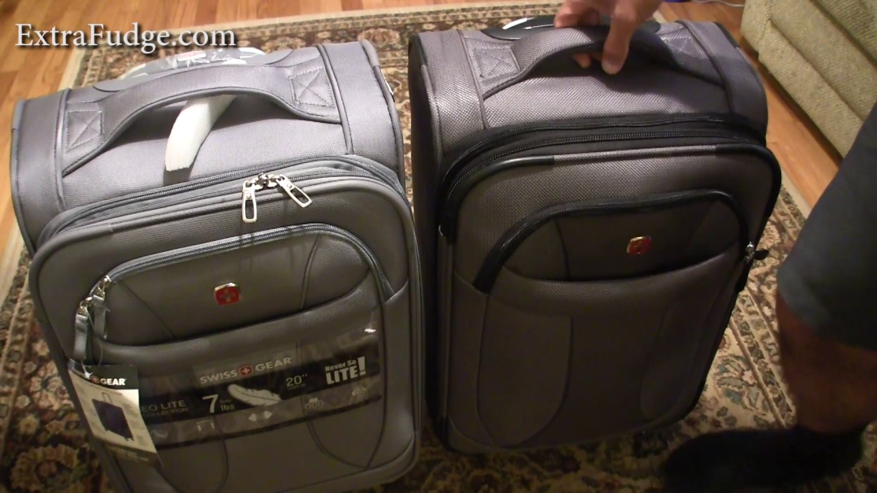 SwissGear Luggage - 2019 Brand Review and Rating - Clever