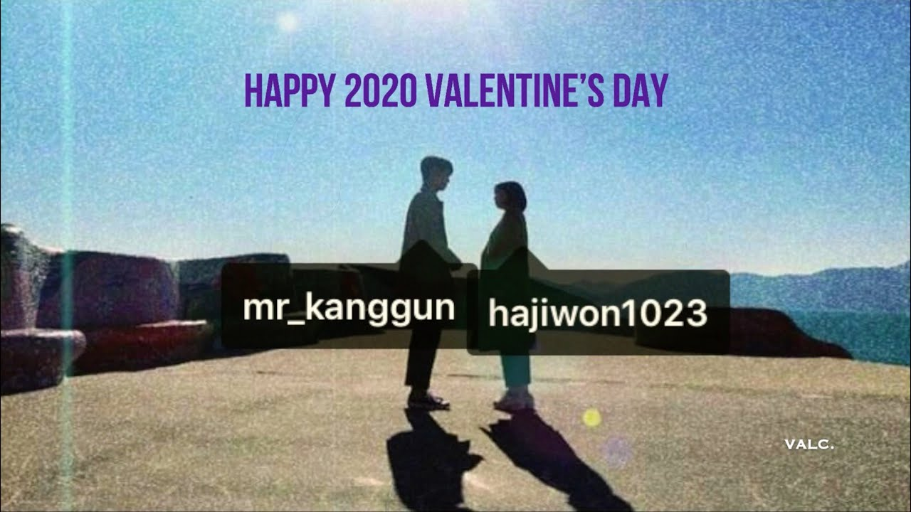 Download MinWon   2020 Valentine's Day - Two of Us    0628