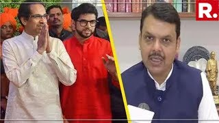 Get Maharashtra CM's Chair At Any Cost? | Biggest Story Tonight