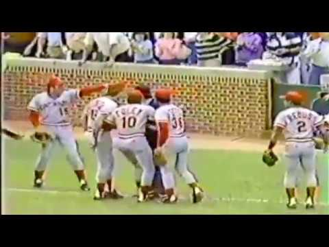 1984 Reds-Cubs Home Run-Foul Controversy