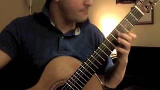 J.S.Bach: Cello Suite No.1, III: Courante - Tariq Harb, Guitar
