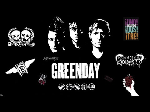 Green Day - TOP 10