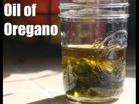 Oil of Oregano: MASK THAT AWFUL TASTE AND BURNING THROAT SEN