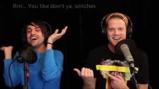 Superfruit - Feeling Myself (HD LYRICS)
