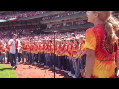 Festus Intermediate Honor Choir - National Anthem