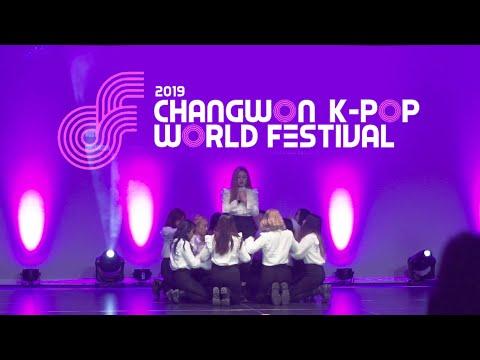"""2019 K-POP WORLD FESTIVAL LOONA 이달의 소녀 """"BUTTERFLY"""" Dance Cover  Australia  TWILIGHT"""