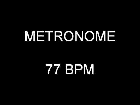 METRONOME 77 BPM
