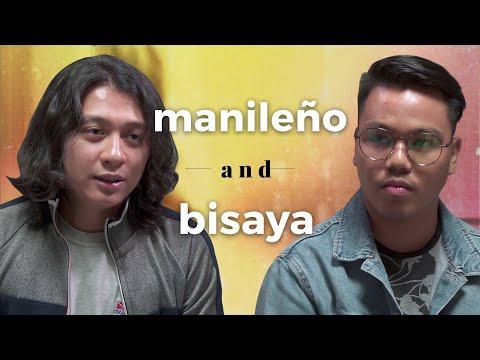 A Manileño and A Bisaya Meet | Filipino | Rec•Create