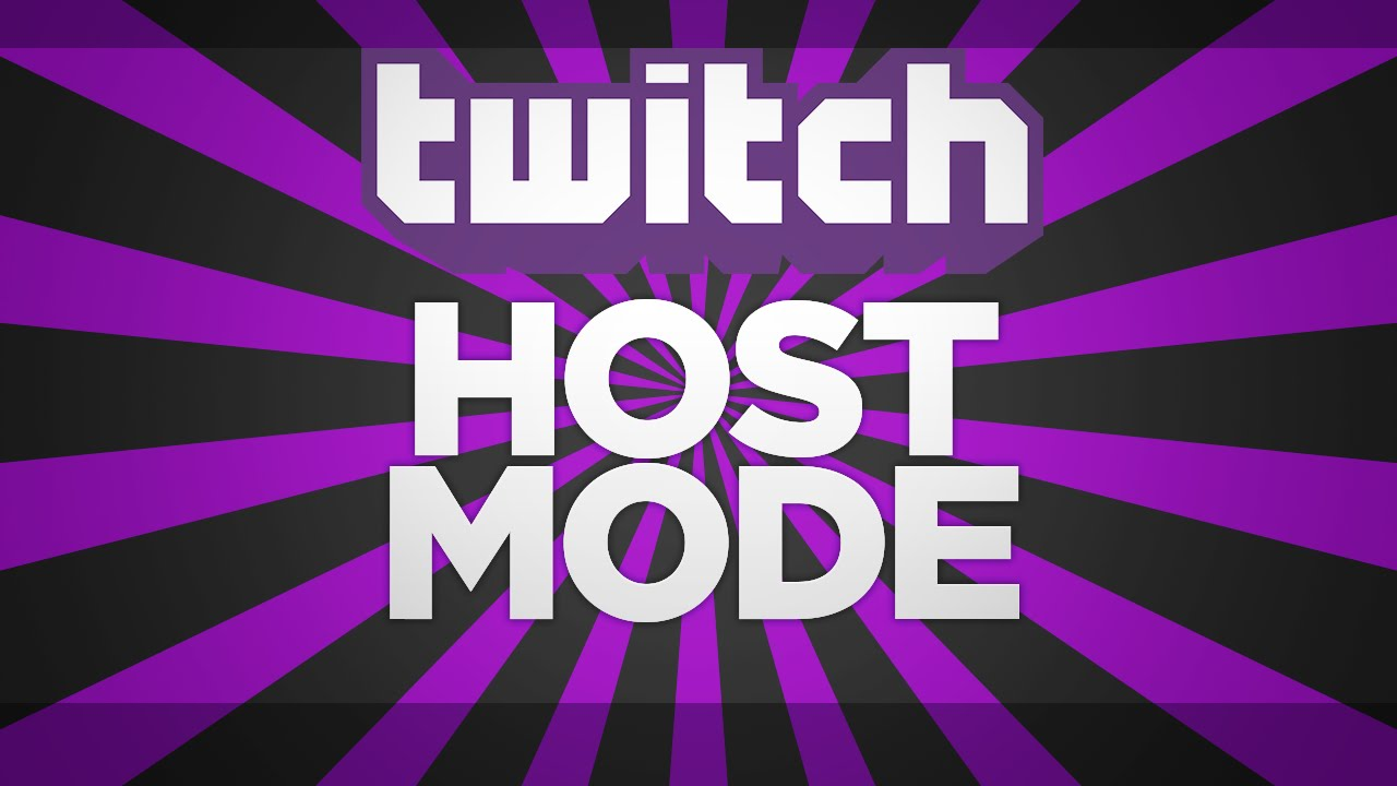 Image result for twitch host