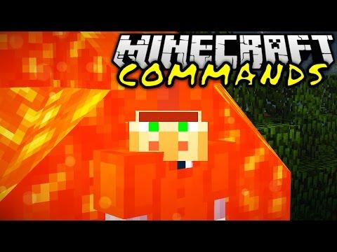 IN JEDEN BLOCK VERWANDELN! | Minecraft Commands #28 | ConCrafter