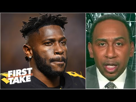 Stephen A. reacts to Bruce Arians saying Antonio Brown isn't a fit for the Bucs   First Take