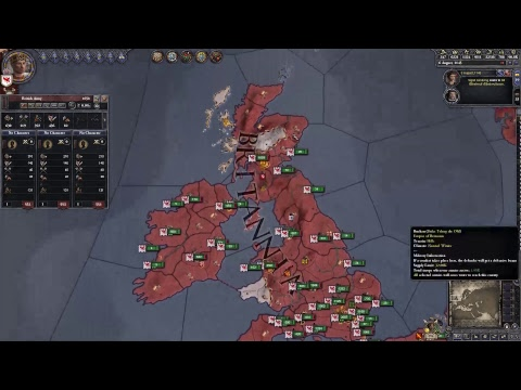 For Britannia - Good Emperor Alfraed - Let's Play Crusader Kings II