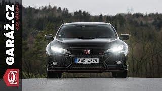 2018 Honda Civic Type R - Test GARÁŽ.cz - Všemocný japonský hrdina útočí